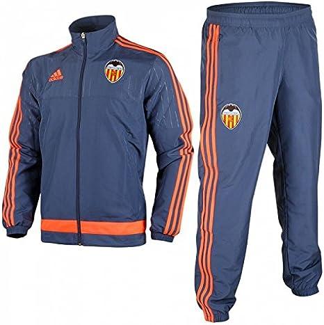 adidas Valencia Pre - Chándal para Hombre, Color Azul Marino ...