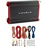 Crunch 1800W 2-Channel Powerzone Car Amplifier + 8-Gauge Wiring Kit