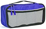 Packing Cube for Travel , Luggage Organizers - Slim Size Bago Cube (Deep Blue)