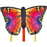 """HQ Kites Butterfly Kite Ruby 20"""" Single Line Kite"""
