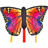 HQ Kites Butterfly Kite Ruby 20'' Single Line Kite