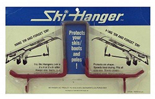 Ski Hanger Garage Rafter