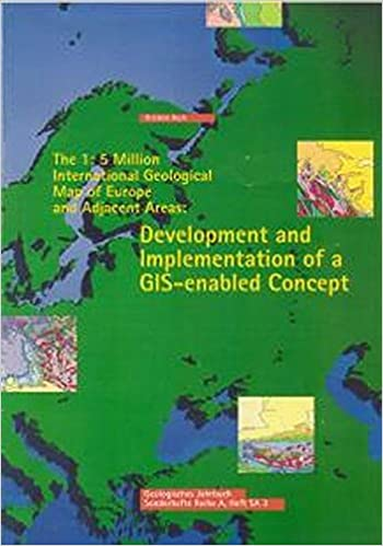 The 15 million international geological map of europe and adjacent the 15 million international geological map of europe and adjacent areas development and implementation of a gis enabled concept gumiabroncs Choice Image