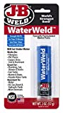 Automotive : J-B Weld 8277 WaterWeld Epoxy Putty Stick - 2 oz.