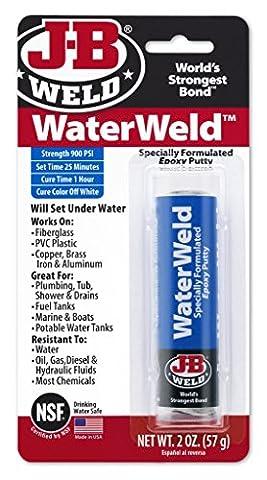 J-B Weld 8277 WaterWeld Epoxy Putty Stick - 2 oz. - B&h Cart