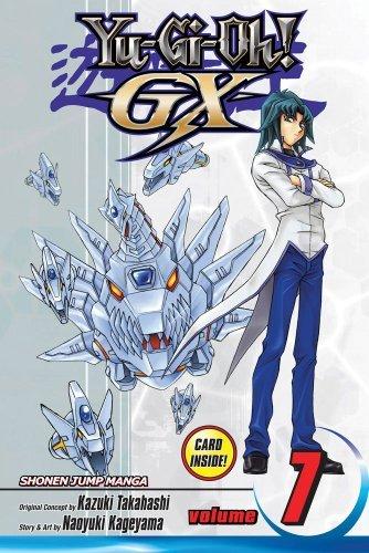 e-book Yu-Gi-Oh! GX, Vol  8: Masked Hero vs  Vision Hero