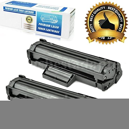 Ledona 2 Pack Mlt-D101S D101S Toner Cartridge For Samsung Ml-2165W Scx-3400F - Cargo Store Outlet