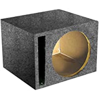 Q Power Single 12-Inch Vented Unloaded Box