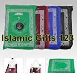 Islamic Pocket Prayer Rug-Kibla-Wholesale LOTS-BULK DEAL-Pocket mat-Mecca-Muslim-Ramadan Islamic Gifts 123-Wholesale LOT (36)