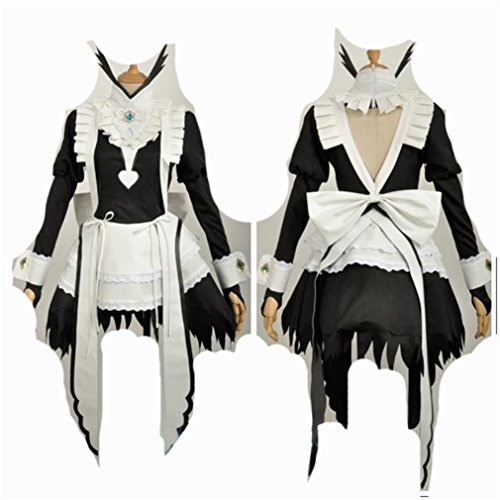 Mister Bear Fire Emblem Fates Felicia Dress Cosplay Costume