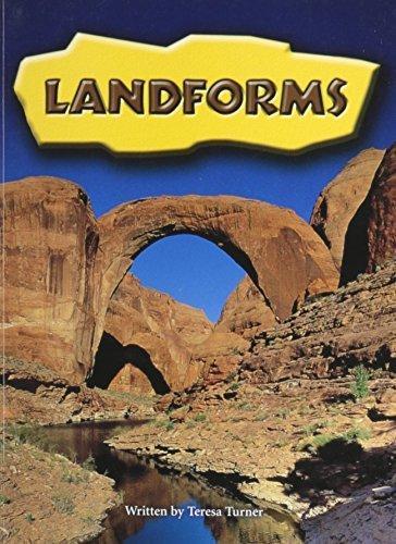 Download Steck-Vaughn Pair-It Books Proficiency Stage 6: Student Reader Landforms, Landforms by STECK-VAUGHN (2002-11-01) ebook