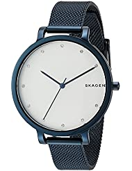 Skagen Womens SKW2579 Hagen  Mesh Watch