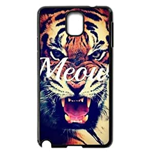 Hjqi - Custom Tiger Phone Case, Tiger Customized Case for Samsung Galaxy Note 3 N9000