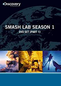 Smash Lab Season 1 DVD Set (Part 1)