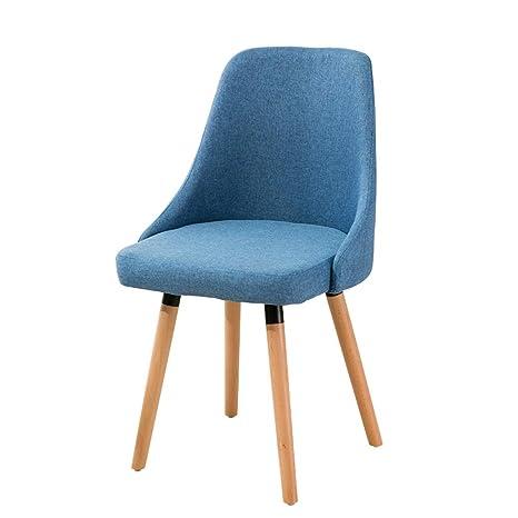 Amazon.com - DNSJB Kitchen Chair Soft Velvet seat (Color ...