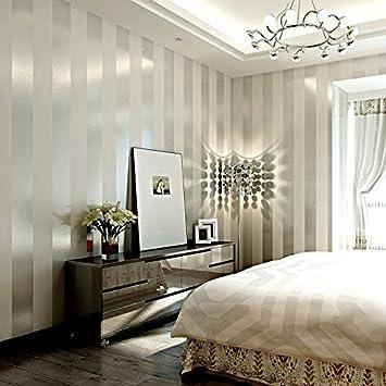 Uberlegen LXPAGTZ Einfache Moderne Vlies Tapete Schlafzimmer Wohnzimmer