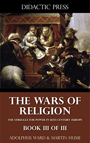 a history of religious upheaval in 16th century europe