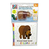 eric carle bear - World of Eric Carle Bath Set, Brown Bear Book & Squirty