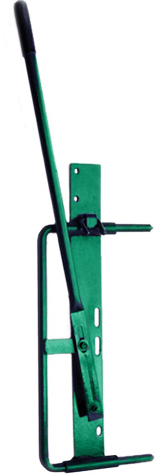Behlen Country 44110132 Green Double Piston Lever Latch
