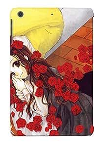 BAlmnh-2099-EjtHn Tpu Phone Case With Fashionable Look For Ipad Mini/mini 2 - Anime Meiji Hiiro Kitan Case For Christmas Day's Gift