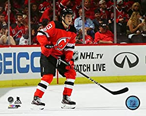 "Nico Hischier New Jersey Devils NHL Action Photo (Size: 8"" x 10"")"