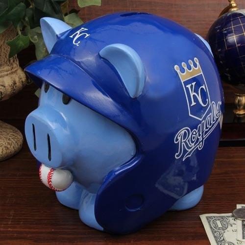 Helmet Piggy Bank - FOCO Kansas City Royals Helmet Piggy Bank