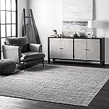 nuLOOM Sherill Ripple Modern Abstract Living Room