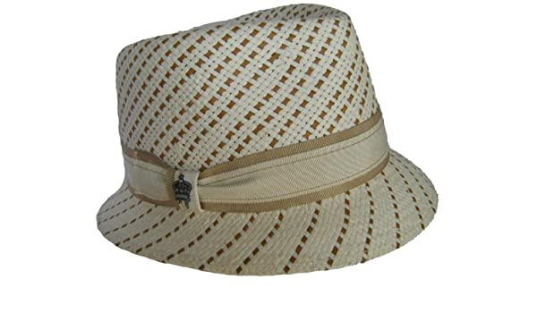 new products official images details for Christys' Crown Series Shady Deluxe Woven Paper Fedora ...