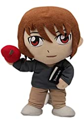 "Great Eastern Death Note 7"" Light Yagami Plush Toy"