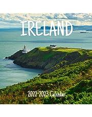 Ireland 2022-2023 Calendar: Ireland 2022 Wall Calendar, office Calendar, 18 Months.
