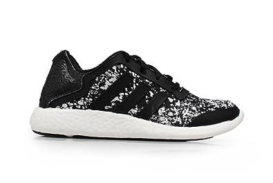 Adidas Damen - Pureboost W Q4 - Schwarz Weiszlig;