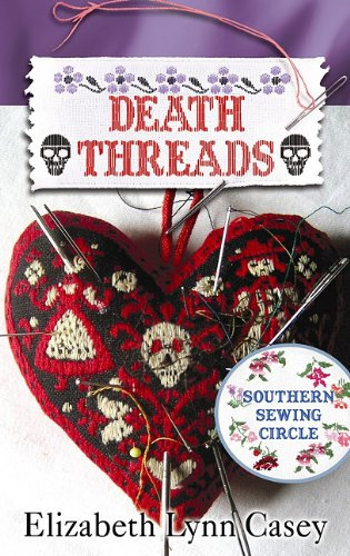 book cover of Death Threads