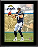 "Philip Rivers San Diego Chargers Sublimated 10.5"" x 13"" Composite Plaque - Fanatics Authentic Certified"
