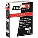 TOUPRET 00922 Rapid Drying Filler Powder Toupret TX 110 10kg by Toupret