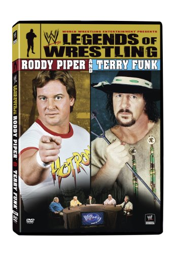 Wwe Roddy Piper (WWE Legends of Wrestling 1 - Roddy Piper & Terry)