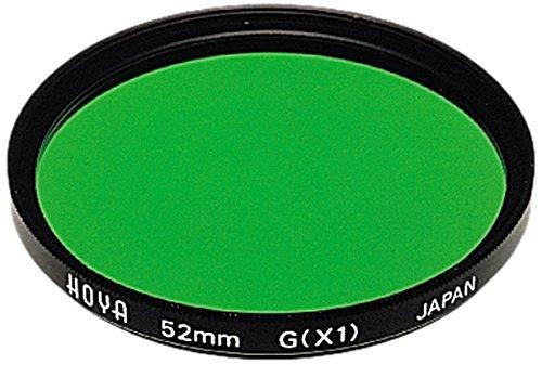 Hoya 52mm Green (X1) HMC Filter by Hoya