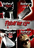Friday The 13th Deluxe Edition Four-Pack