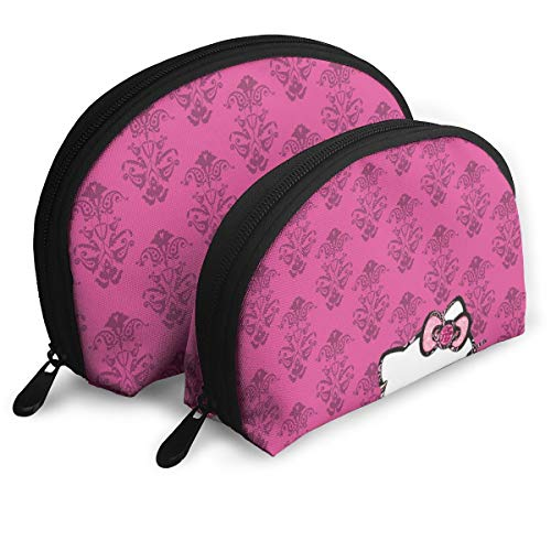 JINUNNU Makeup Bag Pink Hello Kitty Cosmetic Pouch for sale  Delivered anywhere in Canada
