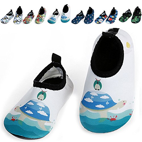 Barerun Comfortable Barefoot Swim Shoes Baby For Beach Pool Surf Yoga Exercise