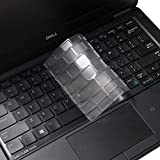 VFENG Premium Ultra Thin Keyboard Skins for Dell