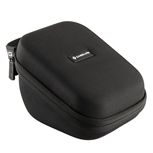 Caseling Hard Case Fits Omron 5 Series Upper Arm Blood Pressure Monitor with Cuff (BP742N) Carrying Storage Travel Bag Protective Pouch to Protect Your Machine