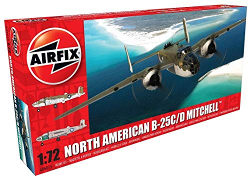 Airfix North American B-25C/D Mitchell 1:72