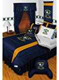 NCAA Notre Dame Fighting Irish - 5pc BED IN A BAG - Queen Bedding Set