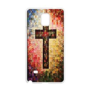 Case for Samsung Galaxy Note 4, Cross Quilt at San Rafael's, Case for Samsung Galaxy Note 4, Sexyass White