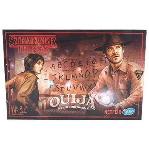 Stranger Things Ouija Board Game by