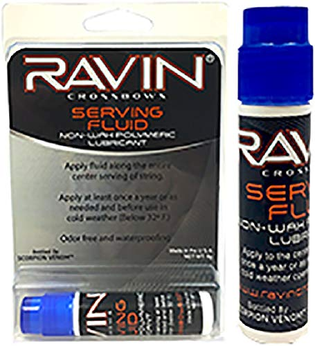 - Ravin R280 Crossbow Serving And String Conditioner Liquid For Use With Ravin Crossbows, 8-Grams