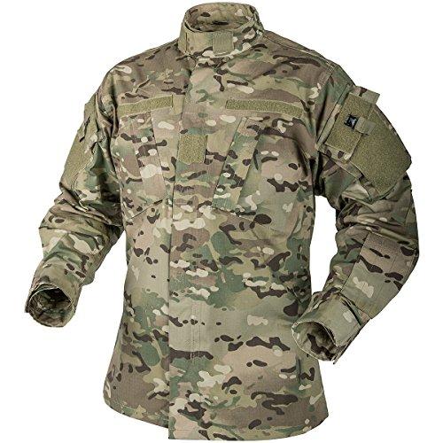 Helikon ACU Combat Shirt Polycotton Ripstop Camogrom size M