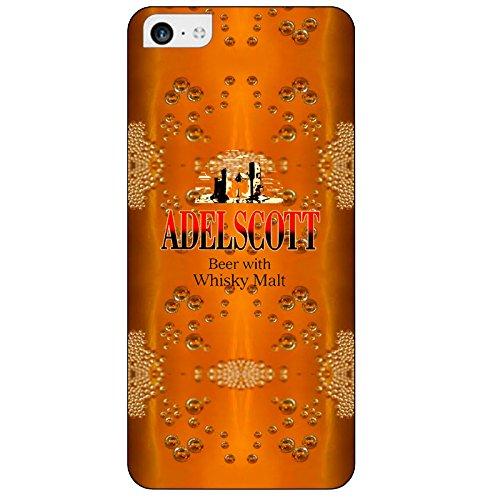 Coque Apple Iphone 5c - Bière