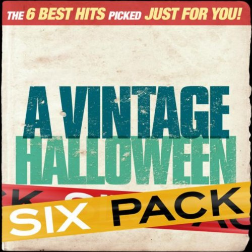 Six Pack - A Vintage Halloween - EP