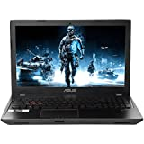 ASUS 15.6 Inch Gaming Laptop with Intel Core i7-7700HQ, 8GB RAM, 256GB SSD, NVIDIA Geforce GTX 1050 Graphic Card, Windows 10